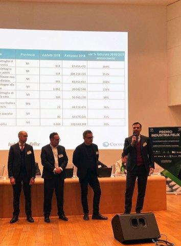 Premio Industria Felix - La Lombardia che compete