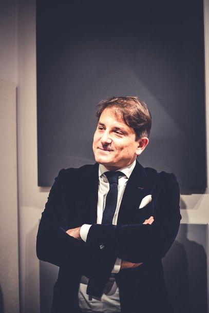 Alessandro Carini, titolare di HABIMAT Carini a Rovereto