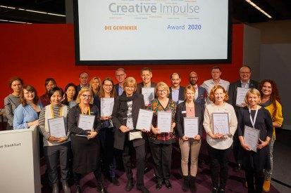 Creativeworld 2020 a Francoforte. I premiati del concorso Creative Impulse