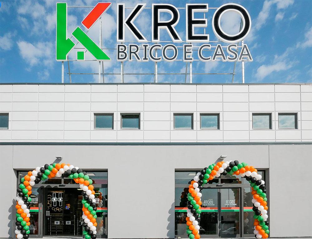 Kreo - Brico&Casa a Jesi (AN)