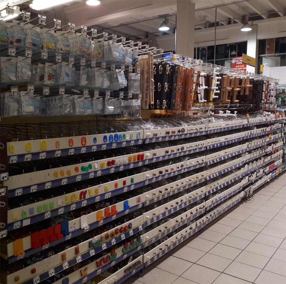 Bricofer: negozio di Paderno Dugnano (Mi)
