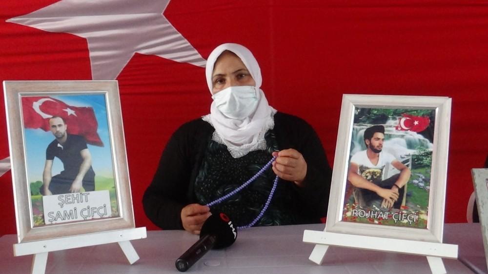 Evlat nöbetindeki anne Necibe Çiftçi'nin hikayesi yürek burktu