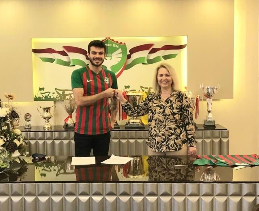 Amed Sportif Faaliyetler 3 futbolcu transfer etti