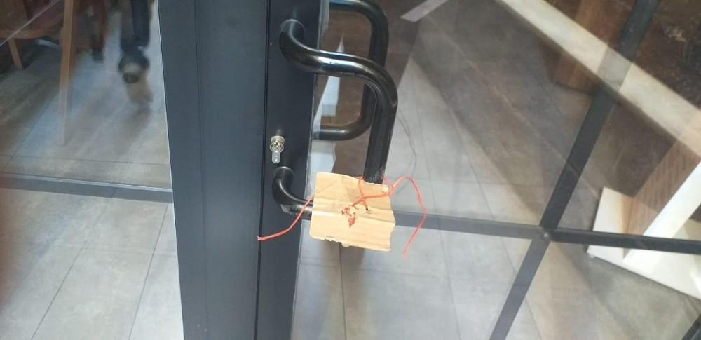 Sur'da korona virüs tedbirlerine uymayan 2 iş yerine kapama cezası