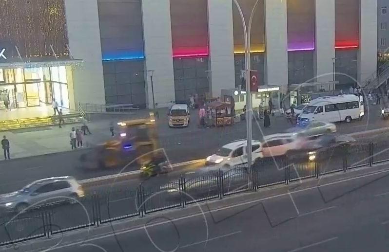 Diyarbakır'daki trafik kazası KGYS'ye yansıdı