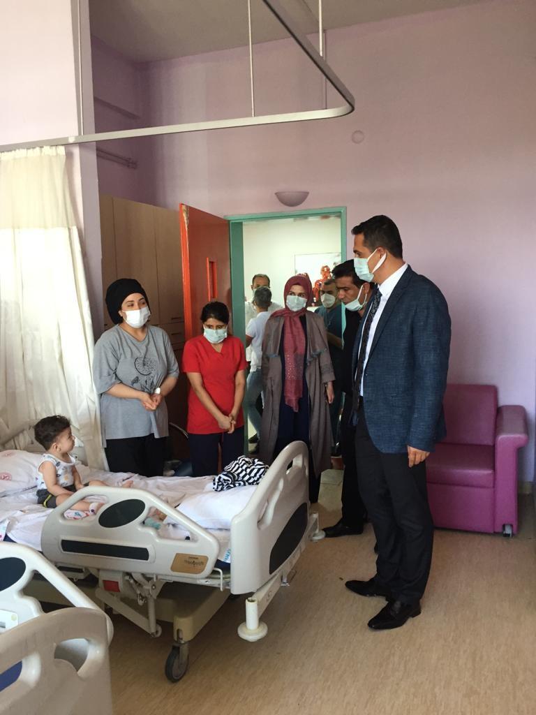 Diyarbakır Çocuk Hastanesi Başhekimliğine Uzman Dr. Canpolat atandı