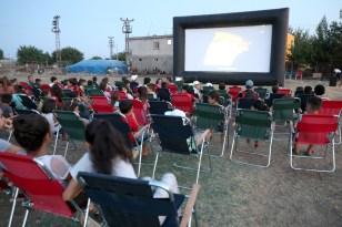 Yenişehir'de spor ve sinema etkinliği devam ediyor