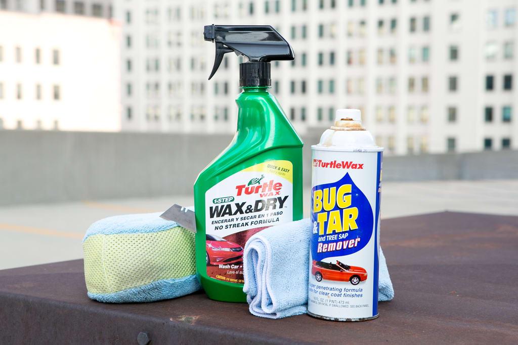 Car wax tools