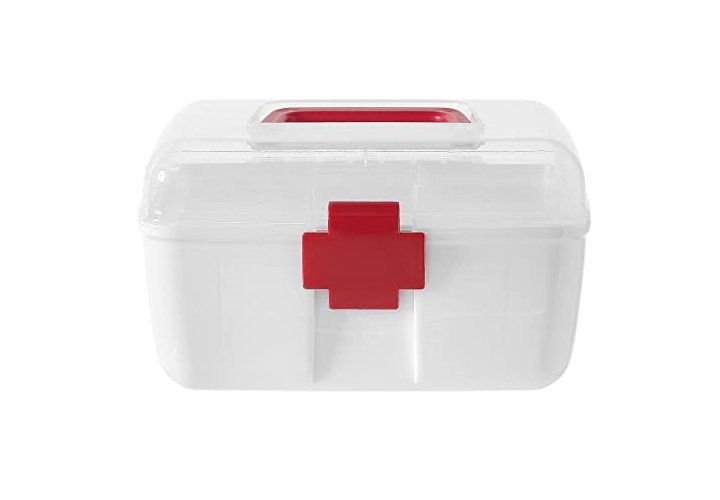First Aid Kit Container