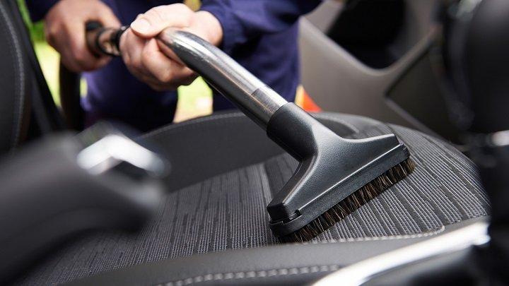 car Interior Vacuum