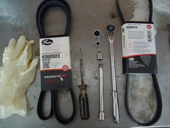 Tools to change do the job