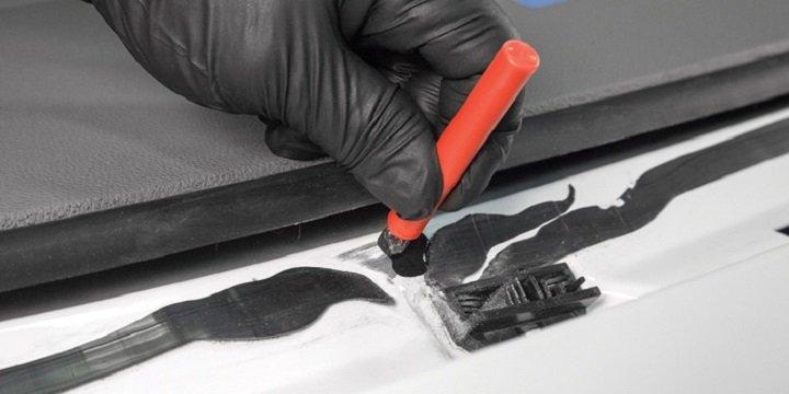 applying the primer