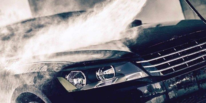 Car exterior wash