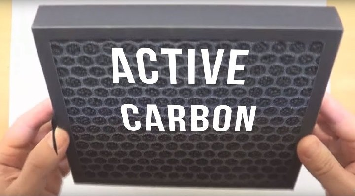 Activated Carbon Cabin Air Filter