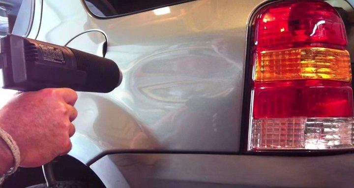 Fixing Car Dents