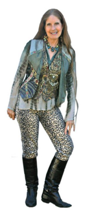 2017.02.17 leopard pants.multi vests outfit featured image