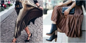 Top 10 Super Trendy Metallic Skirts to Inspire
