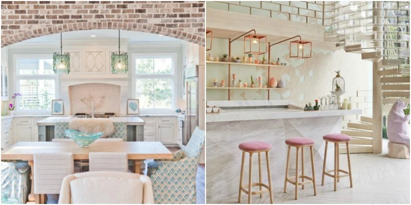 10 Gorgeous Feature Walls to Get Obsessed With