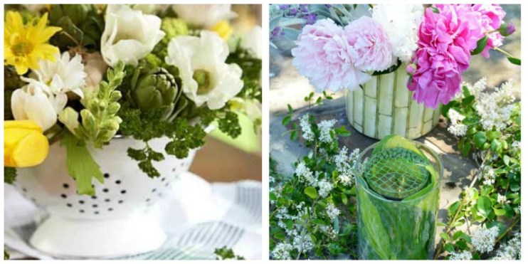 8 DIY floral arrangment guides