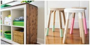 20+ Ikea DIY Hacks That'll Save You so Much Money