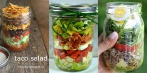 12 Mason Jar Salad Recipes That'll Get You Started as a Beginner