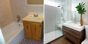 14 Jaw Dropping Bathroom Makeovers You Gotta See