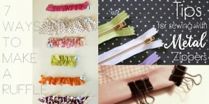 13 Genius Sewing Hacks You Don't Want to Miss