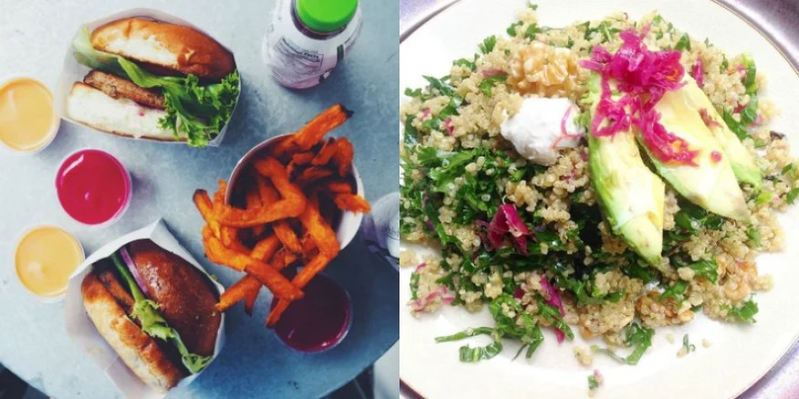 These 7 cities have some of the most delicious vegan food around. Whether you're already vegan or an aspiring vegan, you get to experience the best of the best!