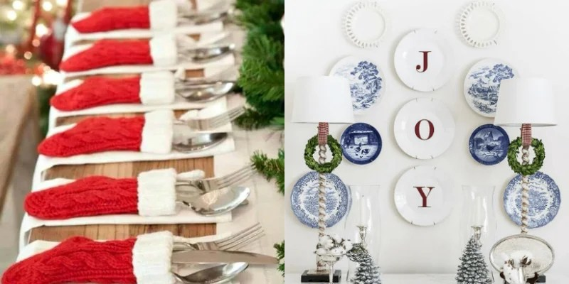 37 Christmas Dollar Store Decor Ideas That Actually Look Expensive