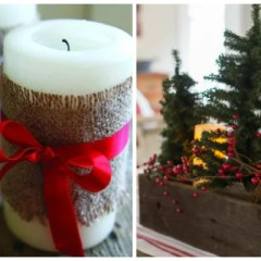 16 Christmas Centerpieces That'll Fill You With Spirit
