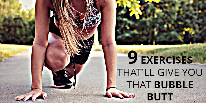 9 Butt Exercises That'll Change Your Life