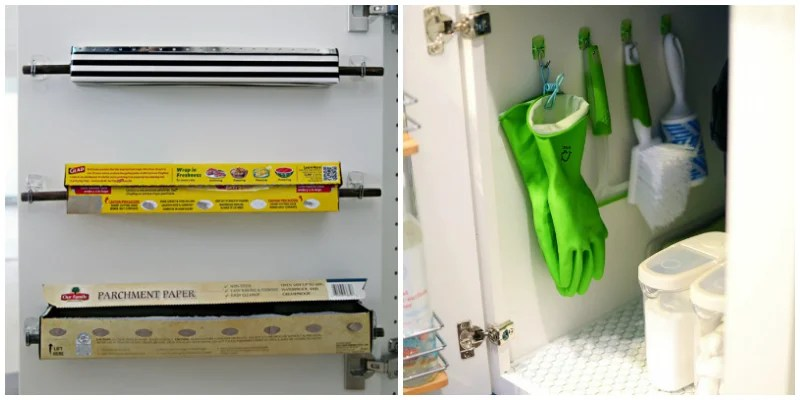 10 Command Hooks Hacks That'll Make Your Home So Efficient