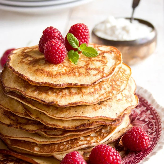 Pancakes can be had by ketosis dieters too!