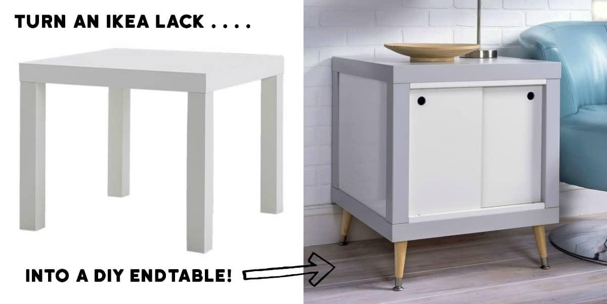 Ikea Lack Table Hack Get 20 Ideas Diy Candy