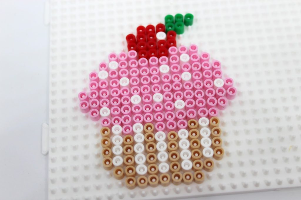 Diy Time Lapse Cute 3d Perler Beads Popsicle Ice Susses 3d