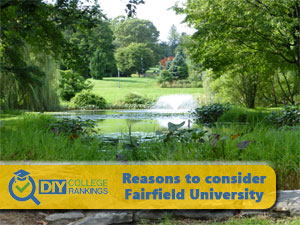 Fairfield University campus