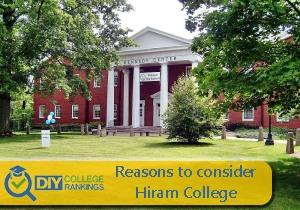 Hiram College campus