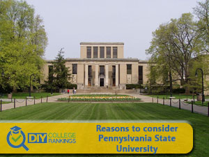 Pennsylvania State University campus