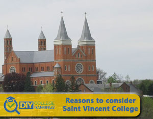 Saint Vincent College campus