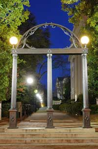 University of Georgia Arch