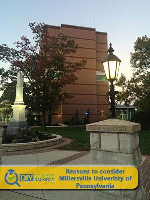 Millersville University of Pennsylvania campus