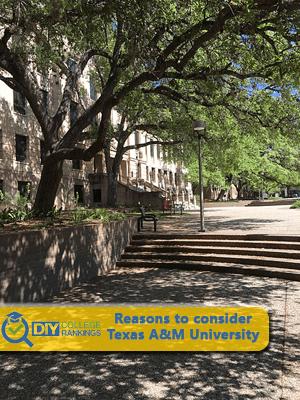 Texas A & M University campus