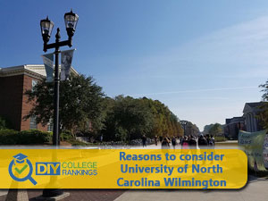 University of North Carolina Wilmington campus