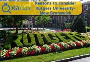Rutgers University New Brunswick campus