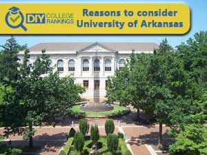 University of Arkansas campus