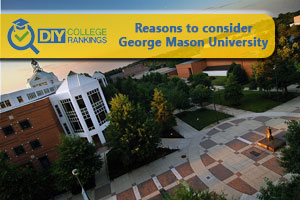 George Mason University campus