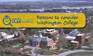 Washington College campus