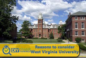 West Virginia University campus