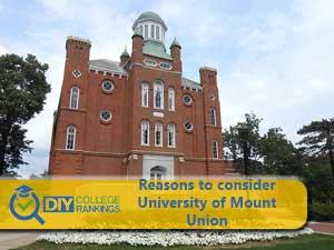 University of Mount Union campus