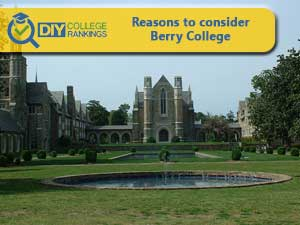 Berry College campus